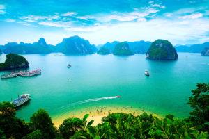 Отдохнуть весной 2021 Вьетнам