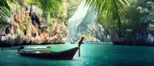 Отдохнуть весной в Тайланде