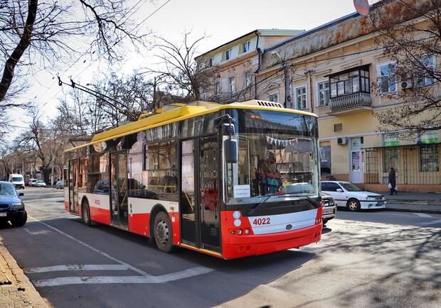 транспорт в Одессе