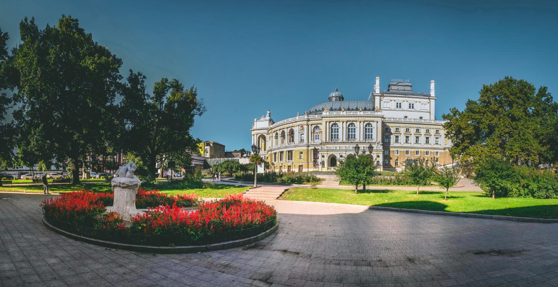 чистота в Одессе