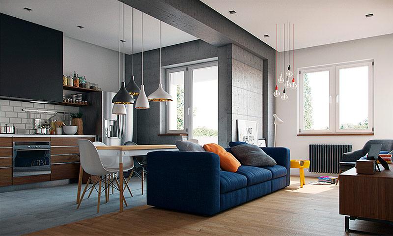 Преимущества и недостатки жизни в квартире